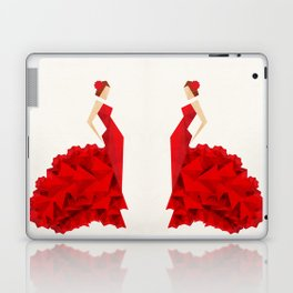 The Dancer (Flamenco) Laptop & iPad Skin