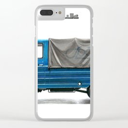 ICONIC TRANSPORTER OF POLAND - FSM ZUK Clear iPhone Case