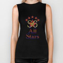s6 all stars Biker Tank