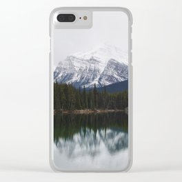 Herbert Lake Clear iPhone Case