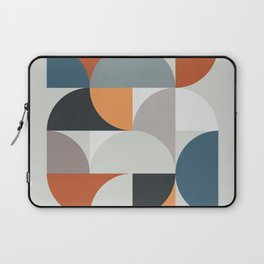 Mid Century Geometric 11 Laptop Sleeve