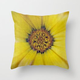 Find out where joy resides... Throw Pillow