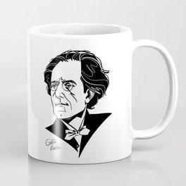 Gustav Mahler Coffee Mug