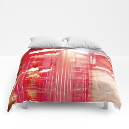 Communication in 3D. Comforters