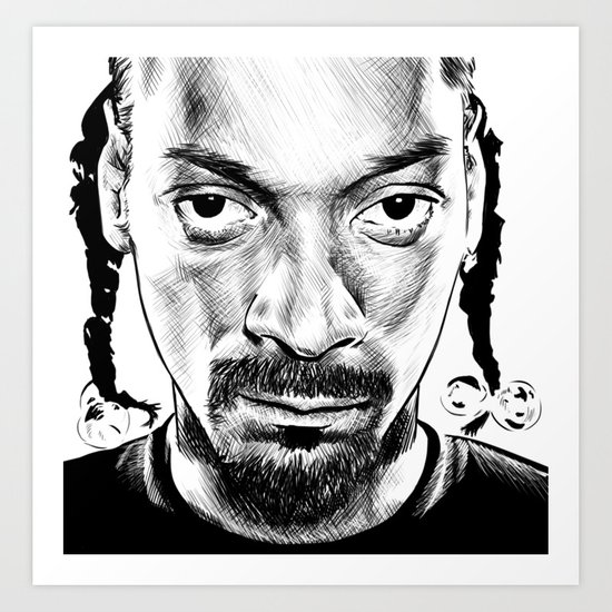 Hip hop - snoop Dogg by srilanka