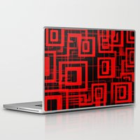 labyrinth Laptop & iPad Skins featuring Labyrinth by Vivian Fortunato