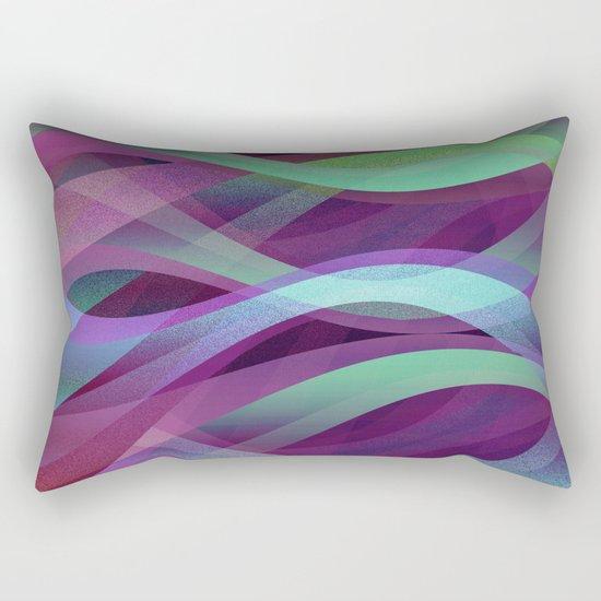 Abstract background G134 Rectangular Pillow