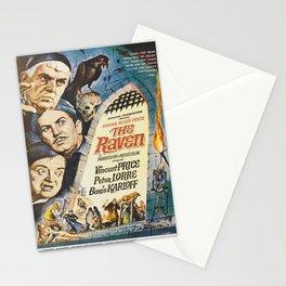 Vintage poster - The Raven Stationery Cards