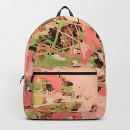 Miniature Original - pinks Backpack