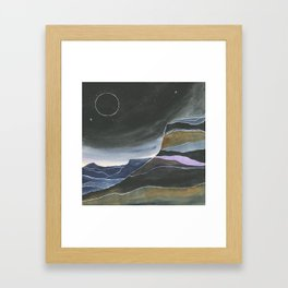 Canyon Cathedral 9 Framed Art Print