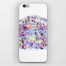 Shipwreck iPhone & iPod Skin