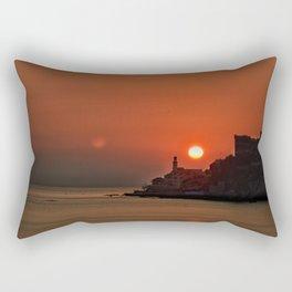 Tramono Su Genova Rectangular Pillow