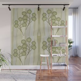 Branch Leaf Wall Mural