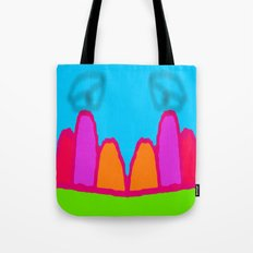 Eyes are Watching Tote Bag