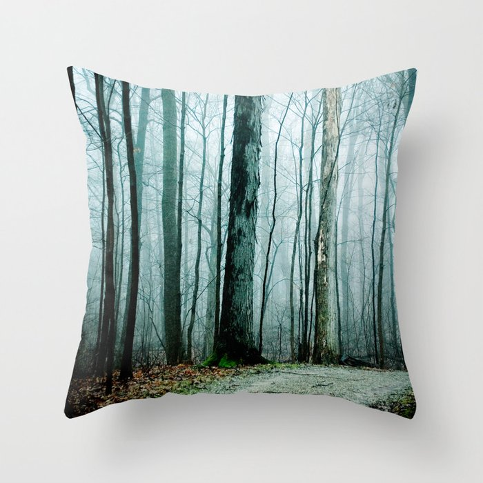 Feel the Moment Slip Away Throw Pillow