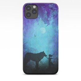 Wolf Whisperer iPhone Case