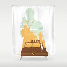 TREV Shower Curtain