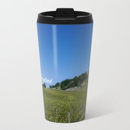 just Travel | Lavaux, Switzerland Travel Mug