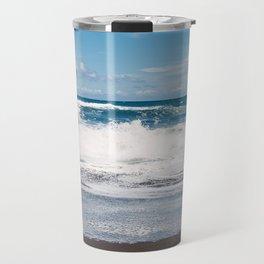 Rocking ocean Travel Mug