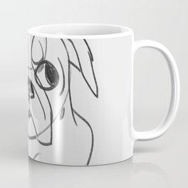 PUG - DOG SERIES NO.001 Coffee Mug