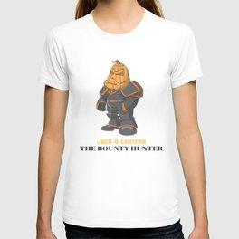 JACK-O-LANTERN The Bounty Hunter T-shirt