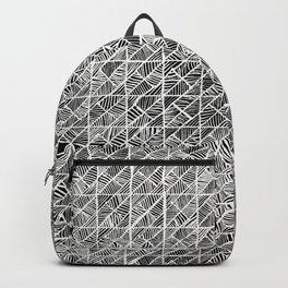 Spider Web Inverted Backpack