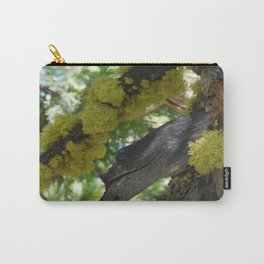 road trip, tree, moss Carry-All Pouch