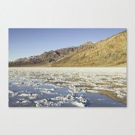 Badwater Basin Canvas Print
