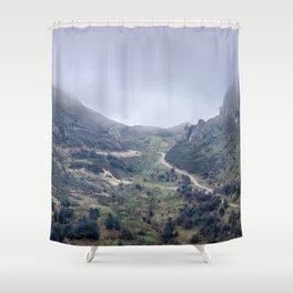 Picos de Europa Shower Curtain