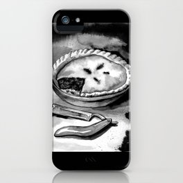 A Sweeney still life iPhone Case