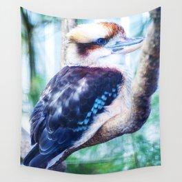 A Kookaburra Wall Tapestry