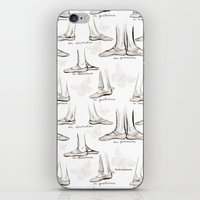ballet iPhone & iPod Skins featuring Ballet by Moira Birch Swiatkowski