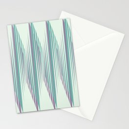 Zig Up, Zig Down Stationery Cards