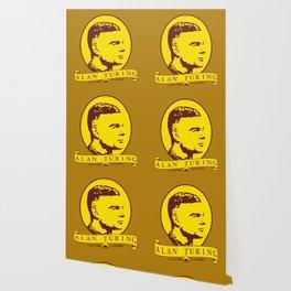 Alan Turing Wallpaper