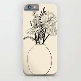 SPRING HOME iPhone Case