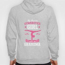 Gymnastics Grandma TShirt - Funny Favorite Girl Hoody