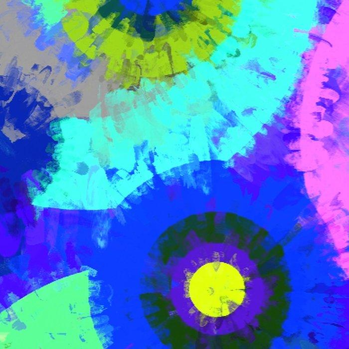 Abstract #423 Splirkles #3 Leggings