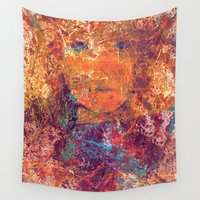 literary Wall Tapestries featuring Bona Dea  by Fernando Vieira