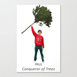 For Paul  Canvas Print