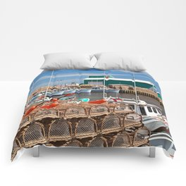 Seacow Pond Harbour Comforters
