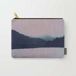 Romantic Pastel Vibes Sunrise #1 #art #society6 Carry-All Pouch