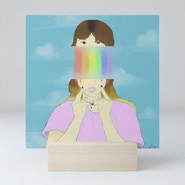Colorful Mind Mini Art Print