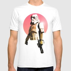 Stormtrooper 2X-LARGE Mens Fitted Tee White
