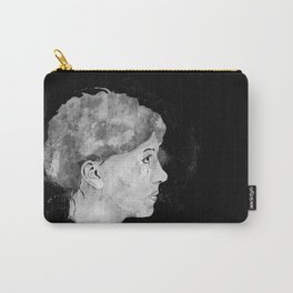 Mugshot The Girl Carry-All Pouch