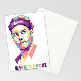 Rafael Nadal wpap Stationery Cards