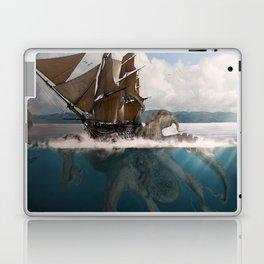 Great Giant Of The Sea Laptop & iPad Skin