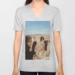 Way out West  Unisex V-Neck