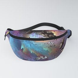 Somewhere Out There Fanny Pack