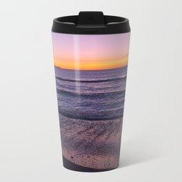 Morning at the Beach Travel Mug