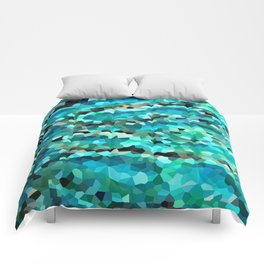 Mermaid Fish Tail Scales Comforters